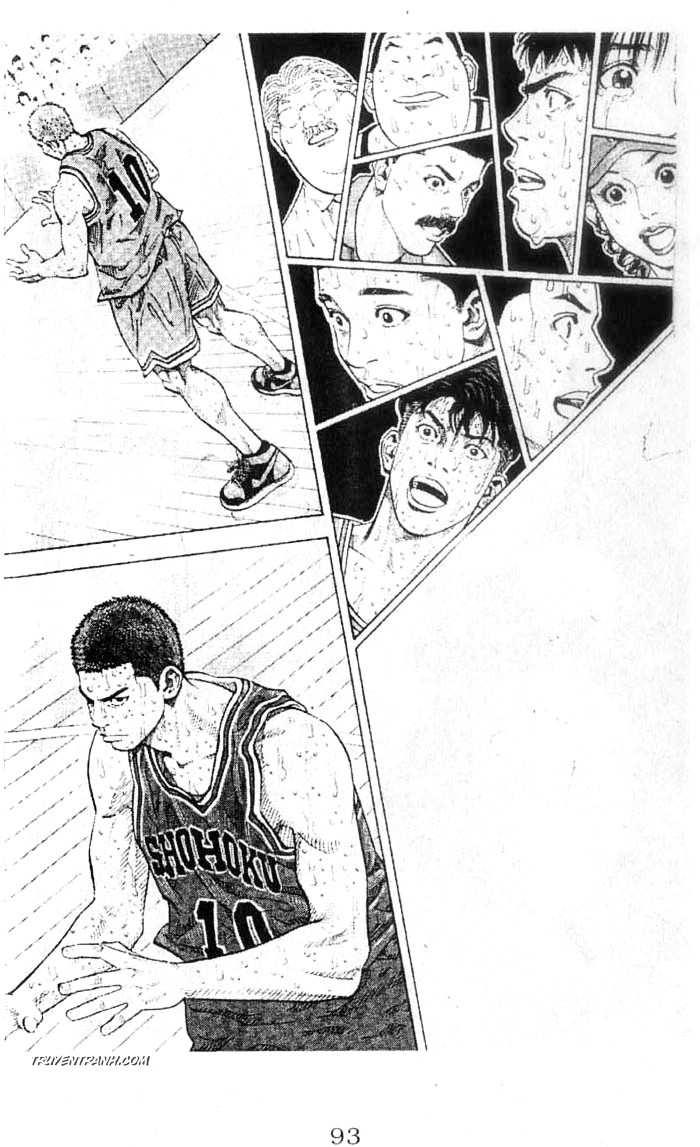 Slam Dunk chap 275 trang 9
