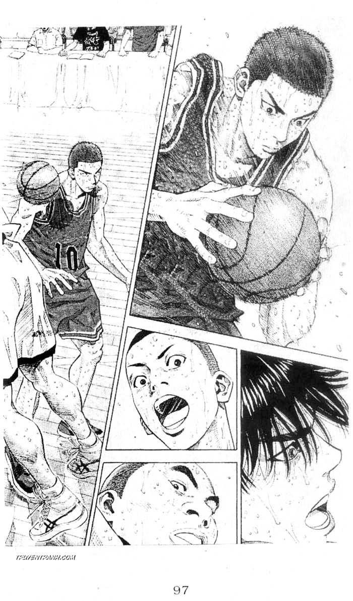 Slam Dunk chap 275 trang 12