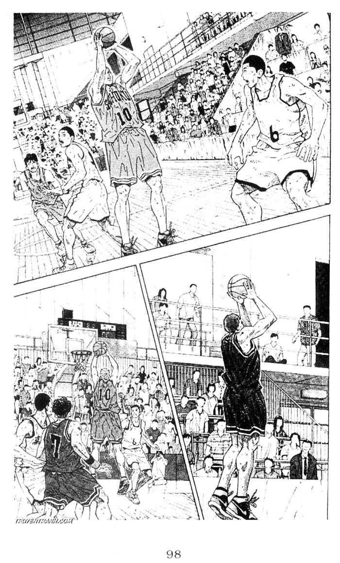 Slam Dunk chap 275 trang 13