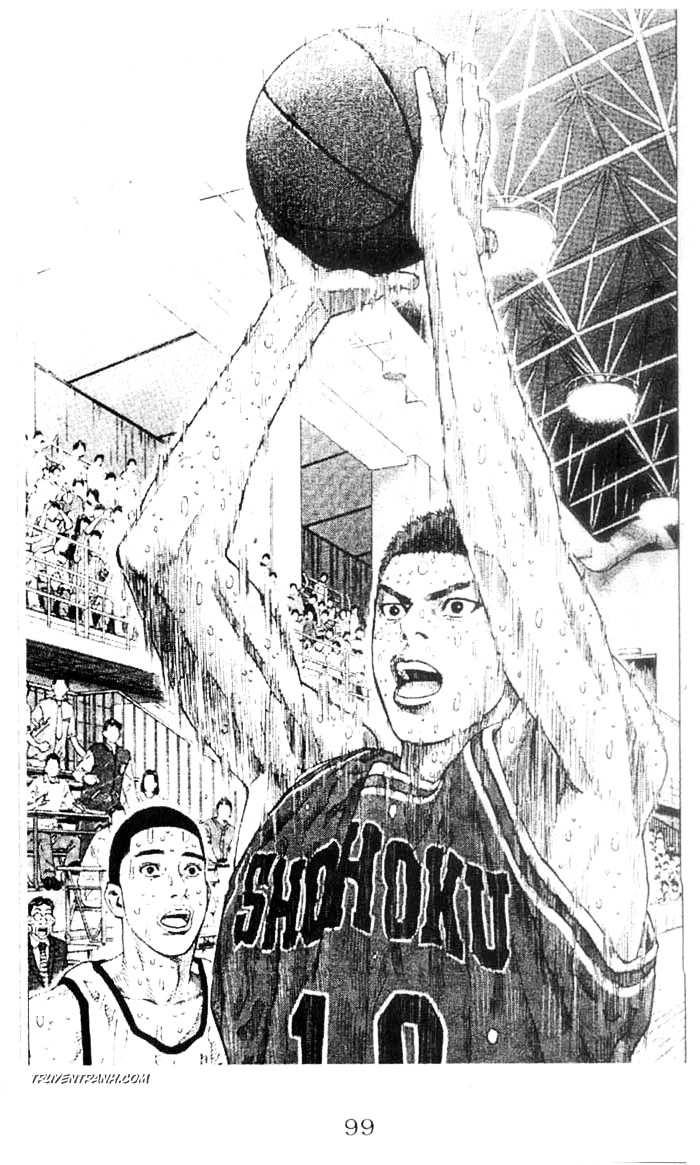 Slam Dunk chap 275 trang 14