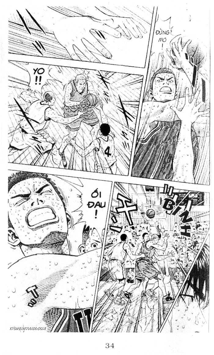 Slam Dunk chap 273 trang 3