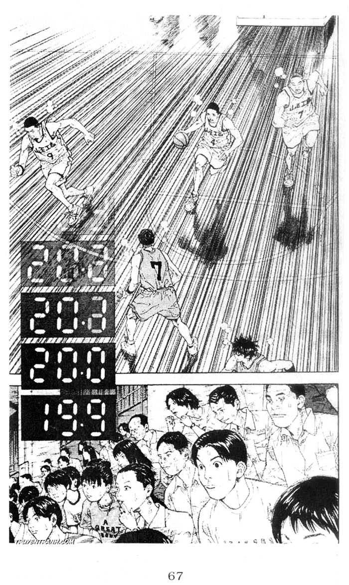 Slam Dunk chap 274 trang 8