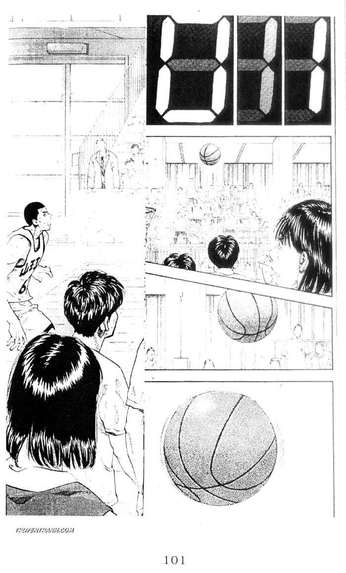 Slam Dunk chap 275 trang 16