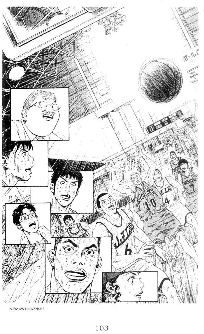 Slam Dunk chap 275 trang 18