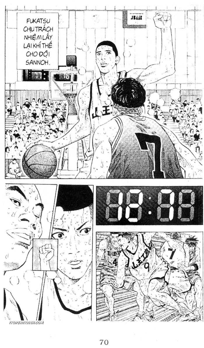 Slam Dunk chap 274 trang 11