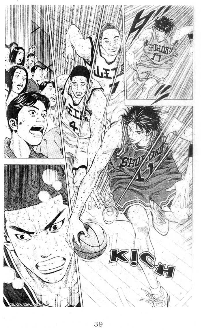 Slam Dunk chap 273 trang 8