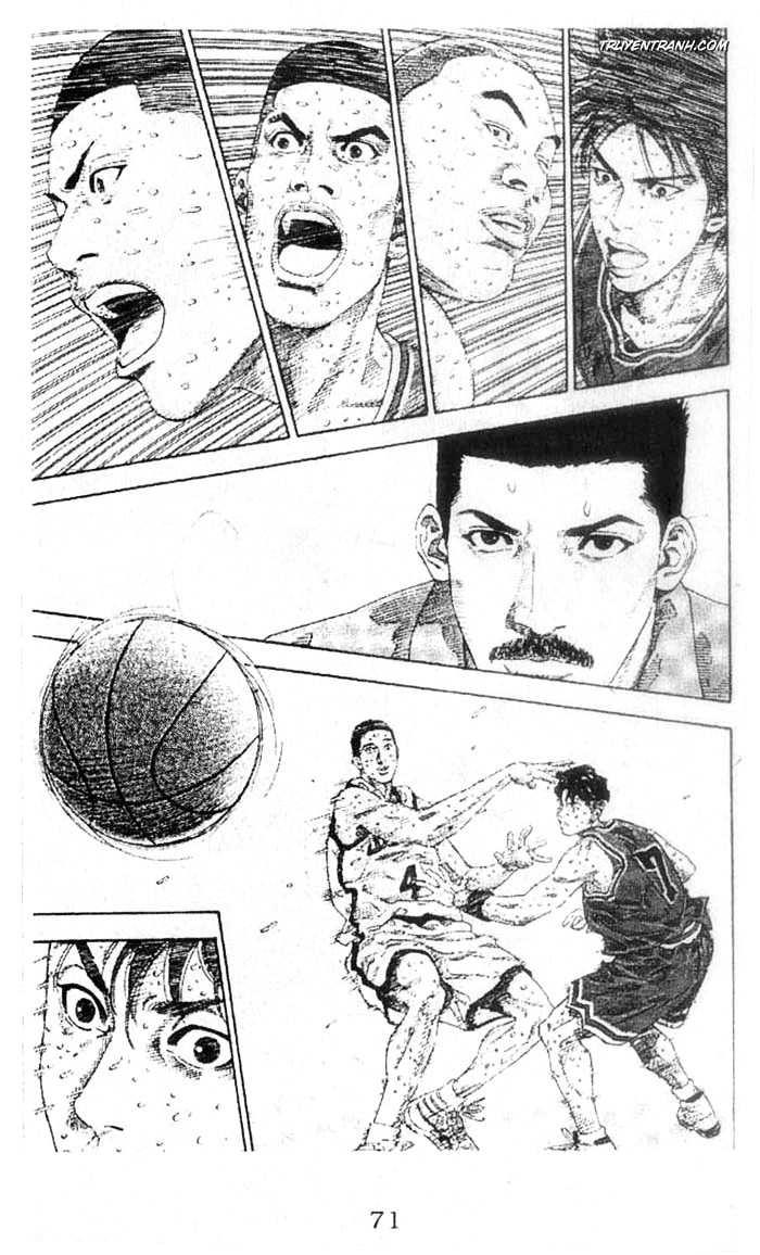 Slam Dunk chap 274 trang 12