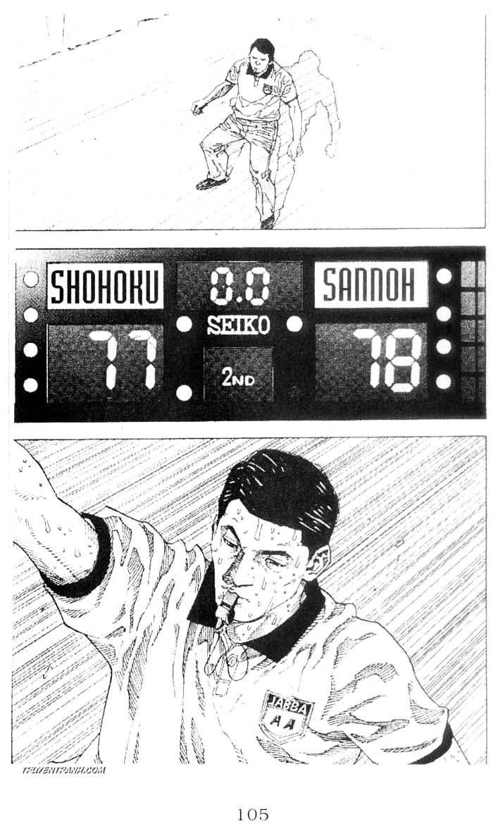 Slam Dunk chap 275 trang 20