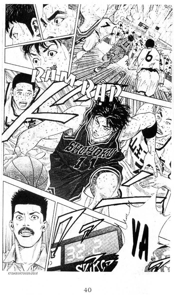 Slam Dunk chap 273 trang 9