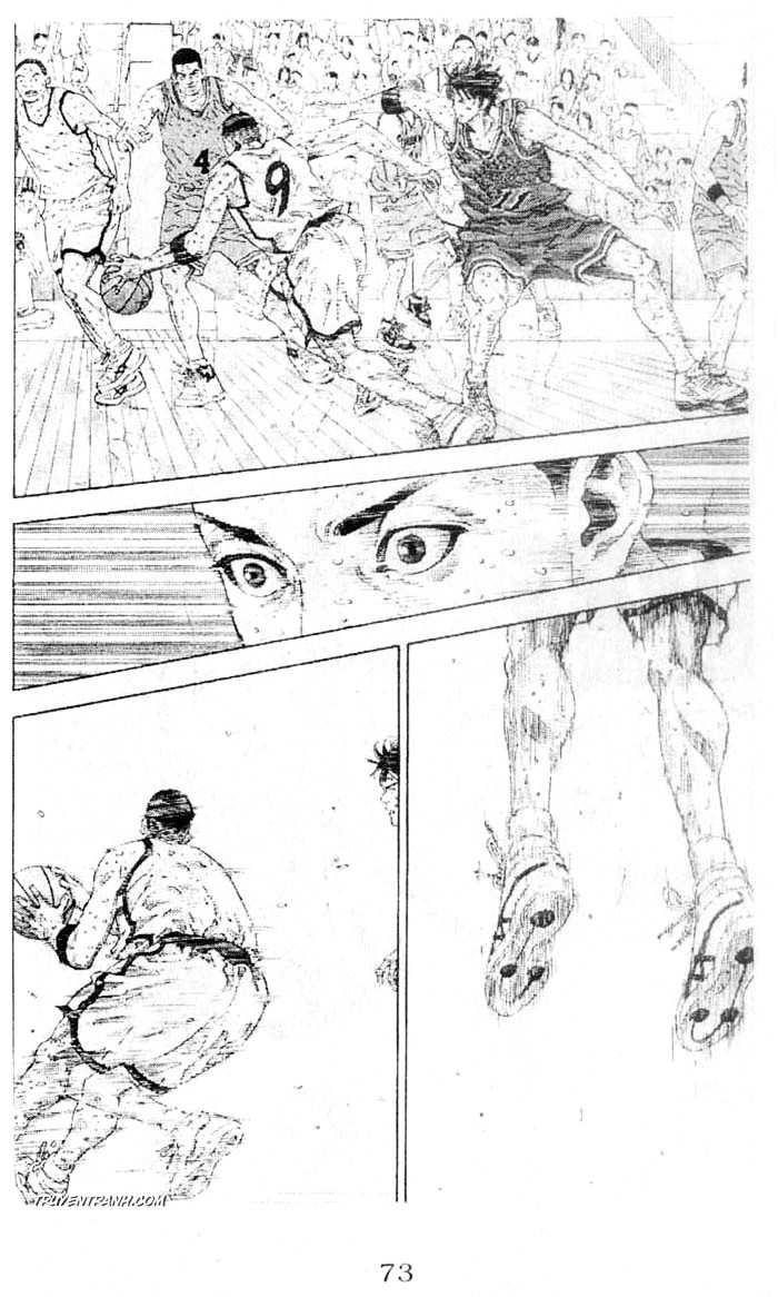 Slam Dunk chap 274 trang 14