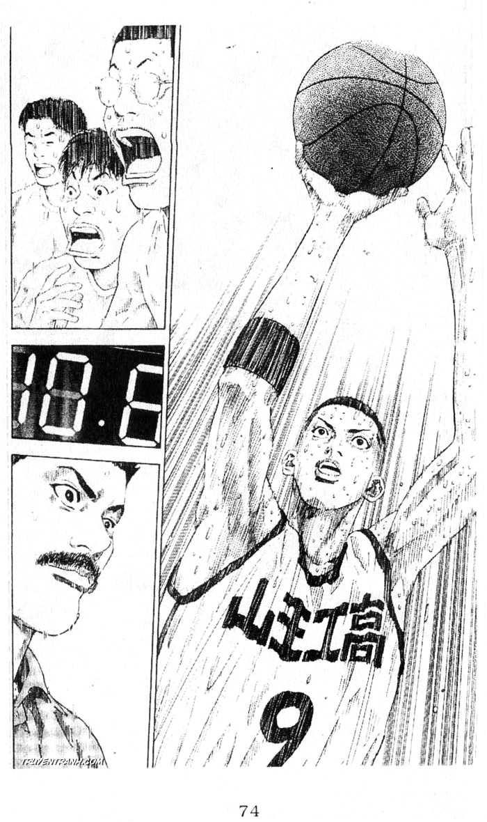 Slam Dunk chap 274 trang 15