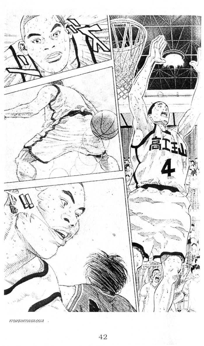 Slam Dunk chap 273 trang 11