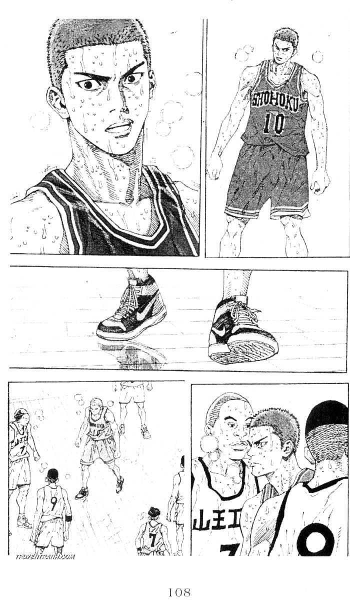 Slam Dunk chap 275 trang 23
