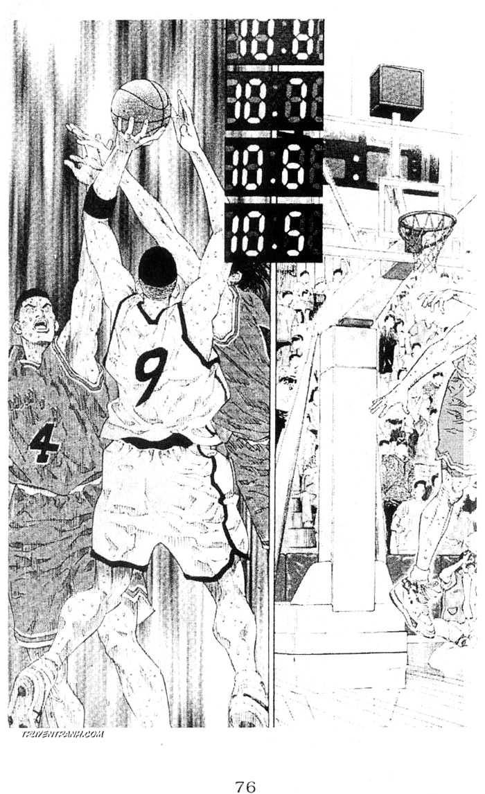 Slam Dunk chap 274 trang 17
