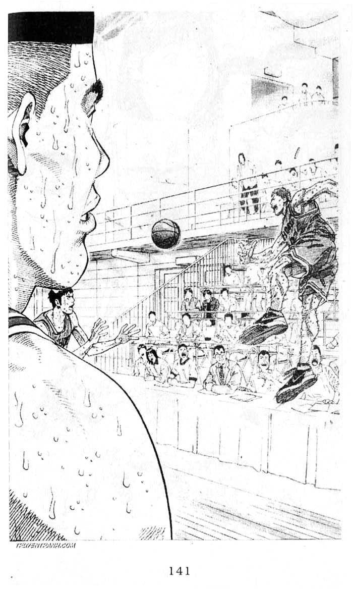 Slam Dunk chap 264 trang 12