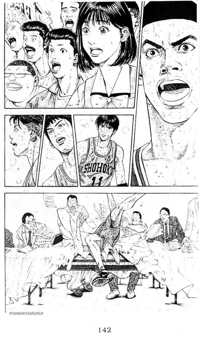 Slam Dunk chap 264 trang 13