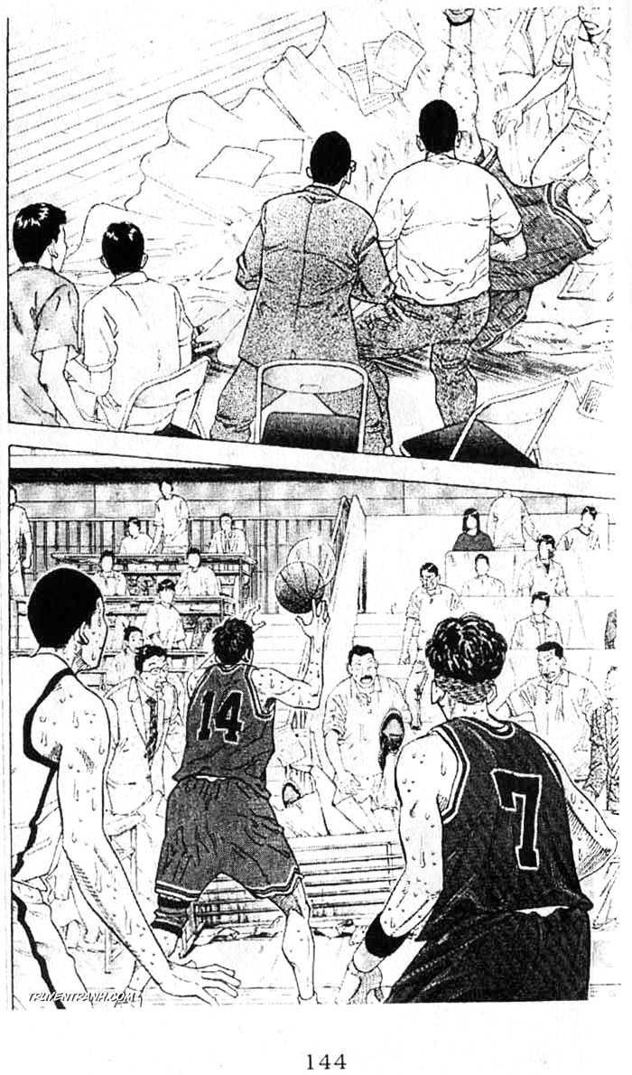 Slam Dunk chap 264 trang 15