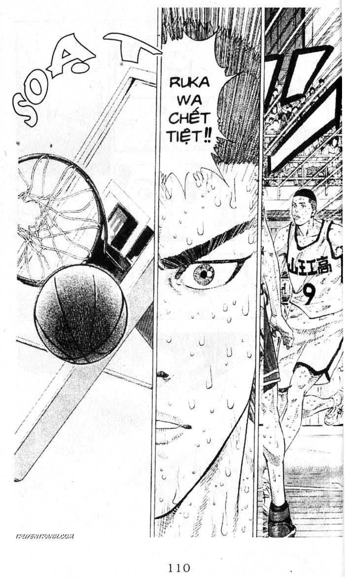 Slam Dunk chap 263 trang 2