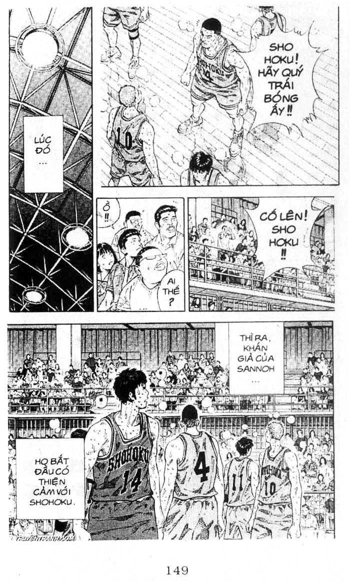 Slam Dunk chap 264 trang 20
