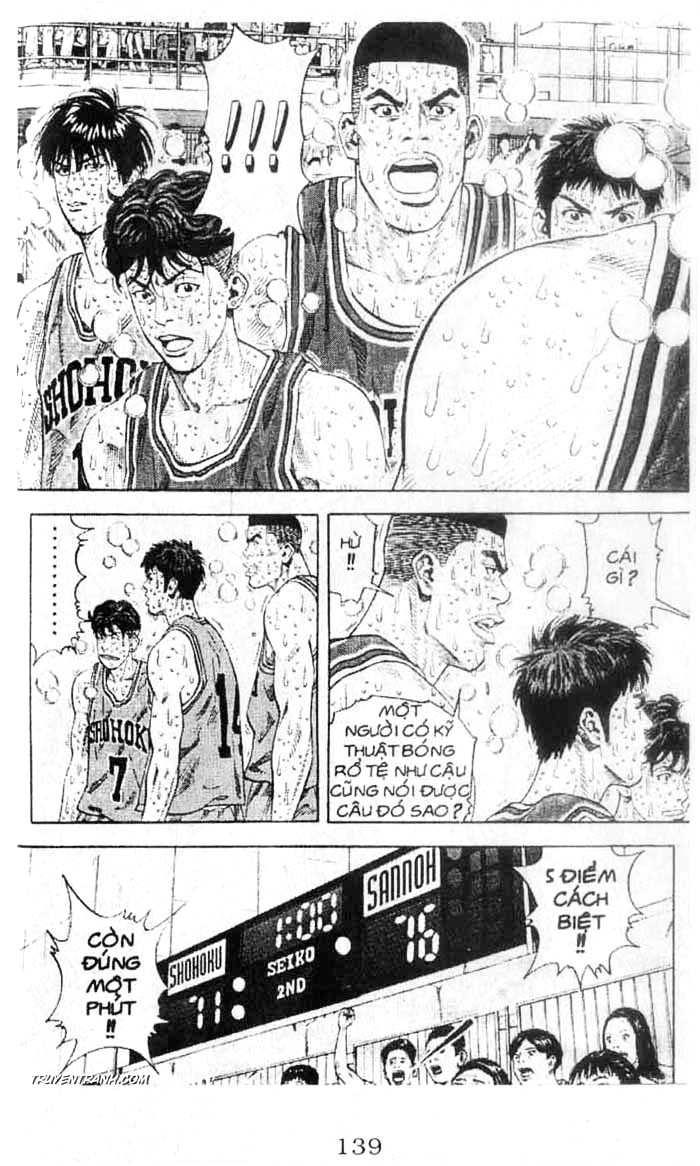 Slam Dunk chap 271 trang 5
