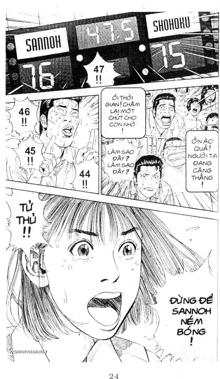 Slam Dunk chap 272 trang 15