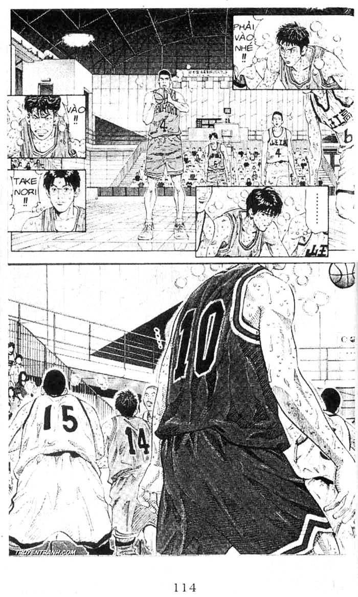 Slam Dunk chap 270 trang 2