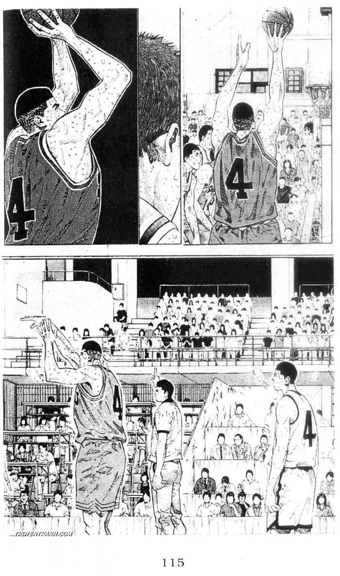 Slam Dunk chap 270 trang 3