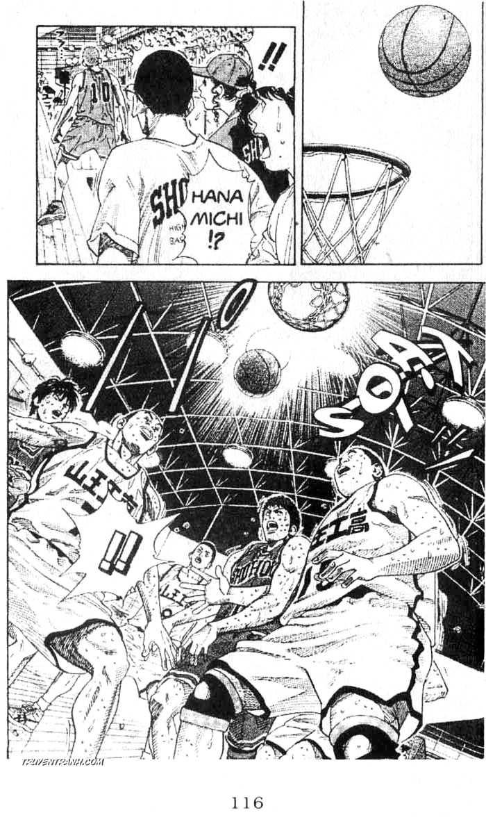 Slam Dunk chap 270 trang 4