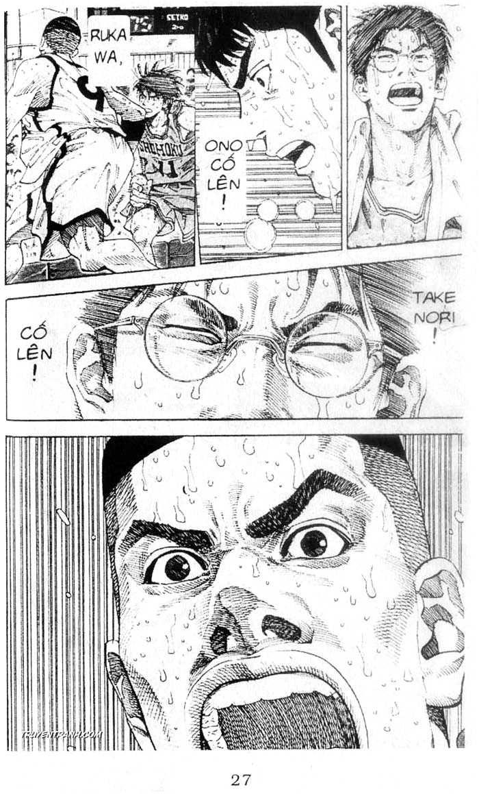 Slam Dunk chap 272 trang 18