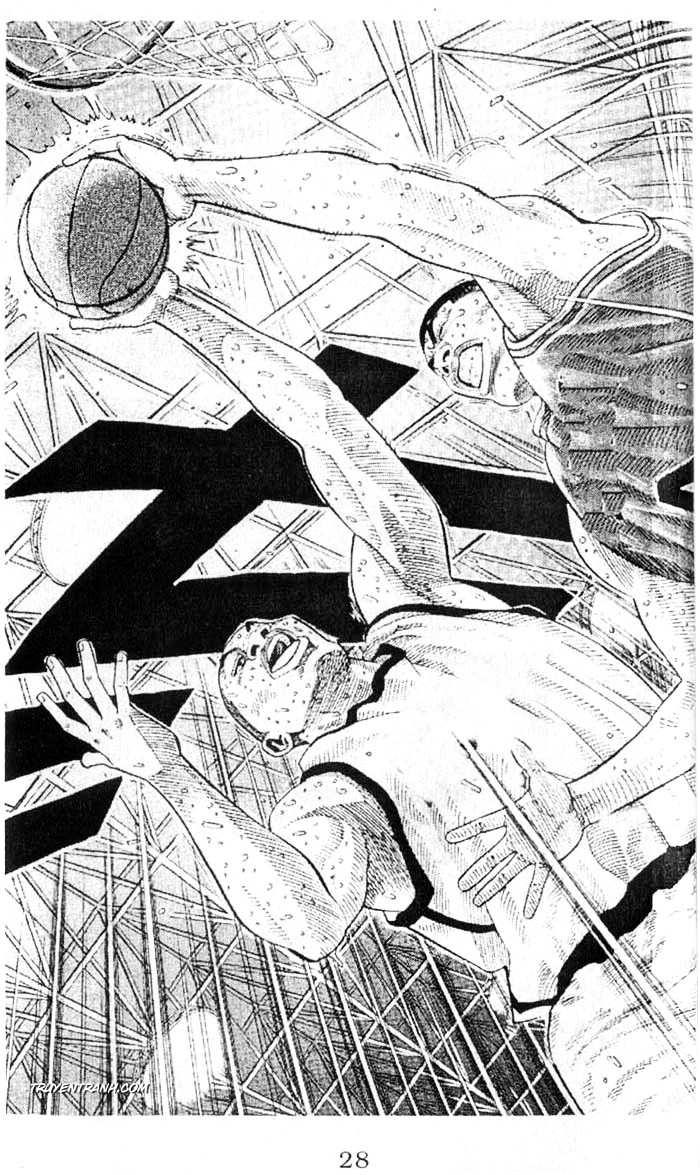 Slam Dunk chap 272 trang 19