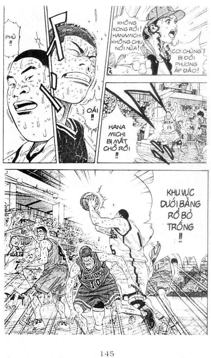 Slam Dunk chap 271 trang 11