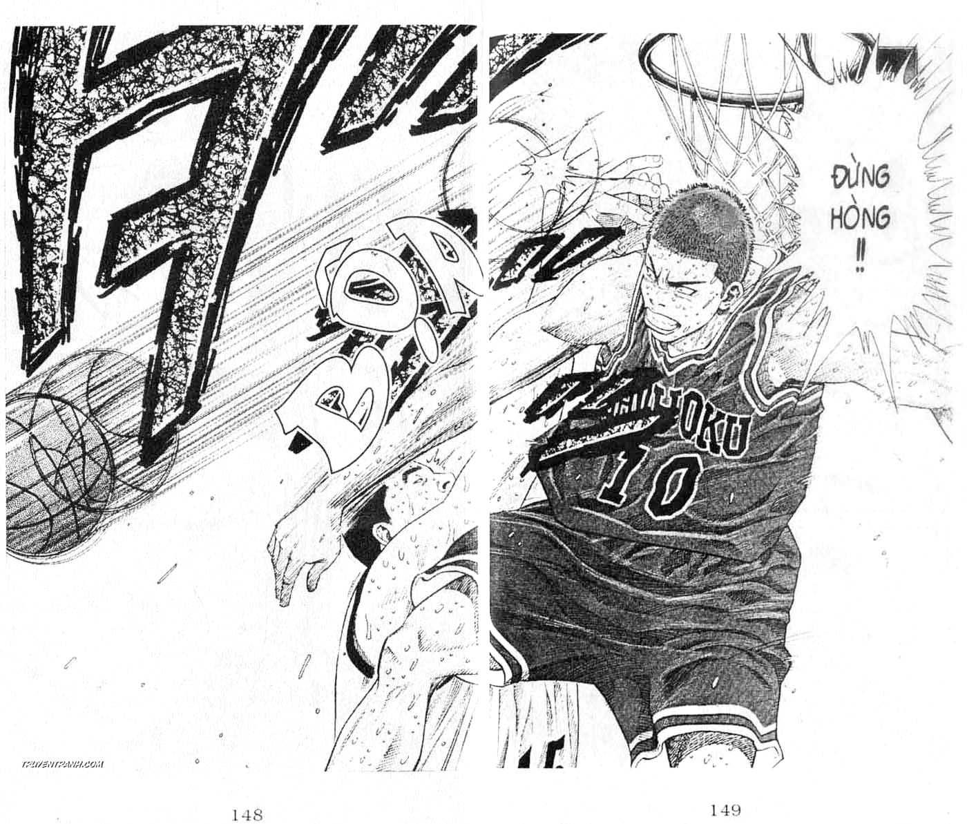 Slam Dunk chap 271 trang 13
