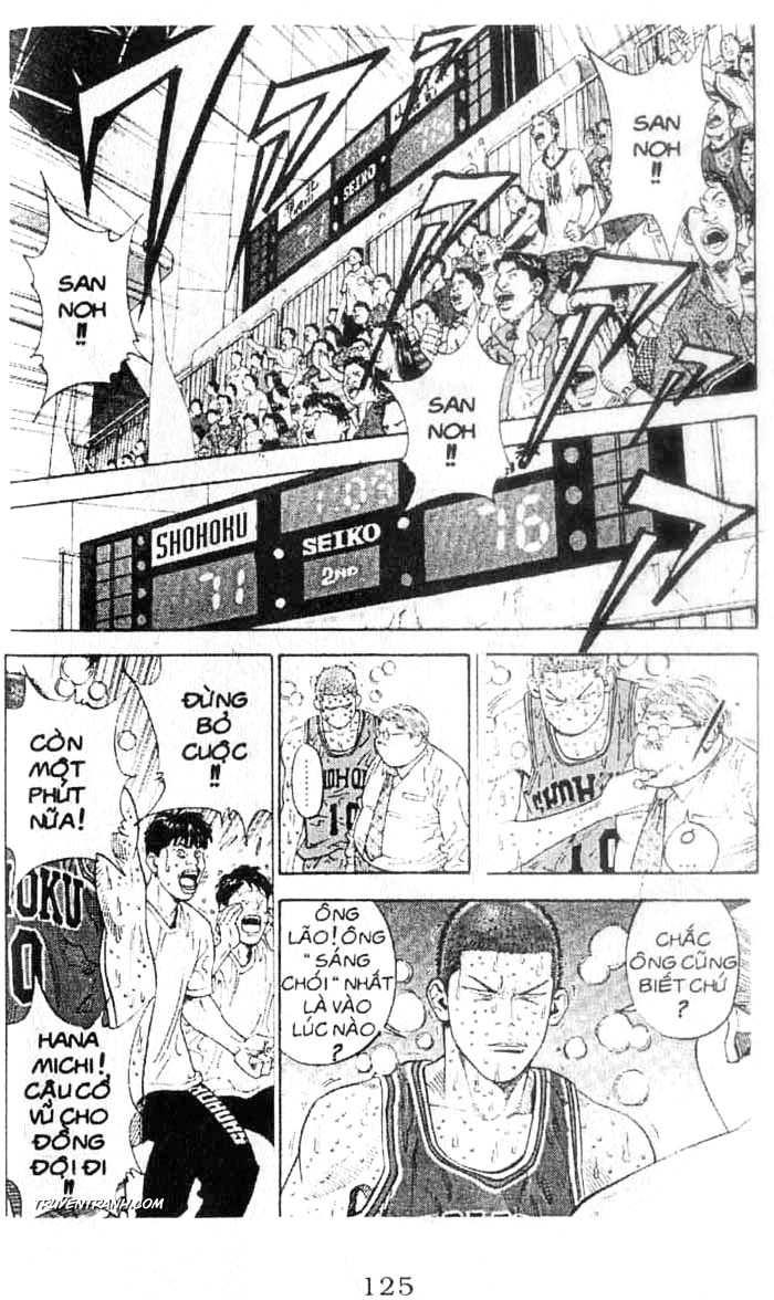 Slam Dunk chap 270 trang 12