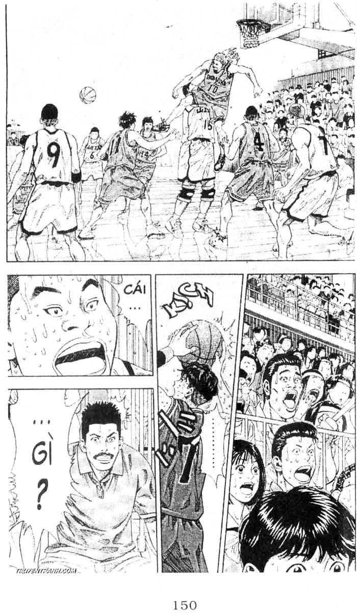 Slam Dunk chap 271 trang 14