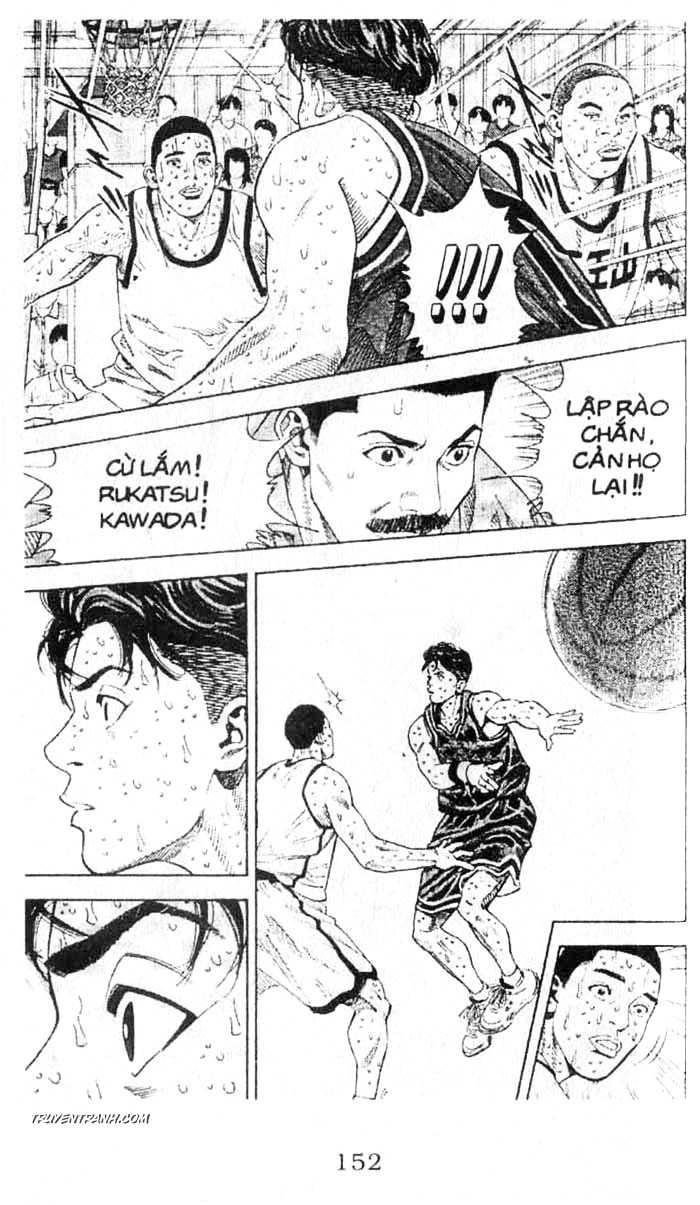 Slam Dunk chap 271 trang 16