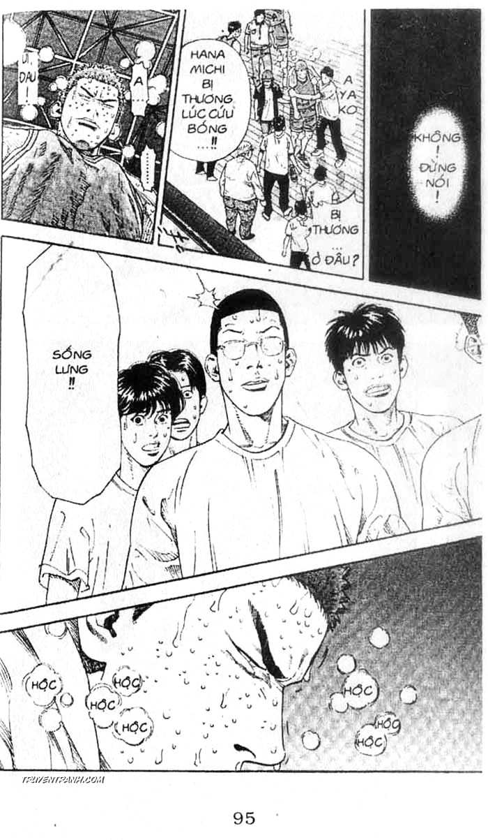 Slam Dunk chap 269 trang 6