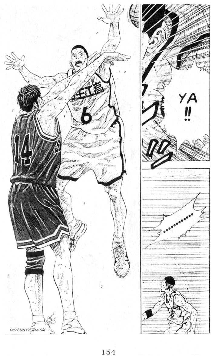 Slam Dunk chap 271 trang 18
