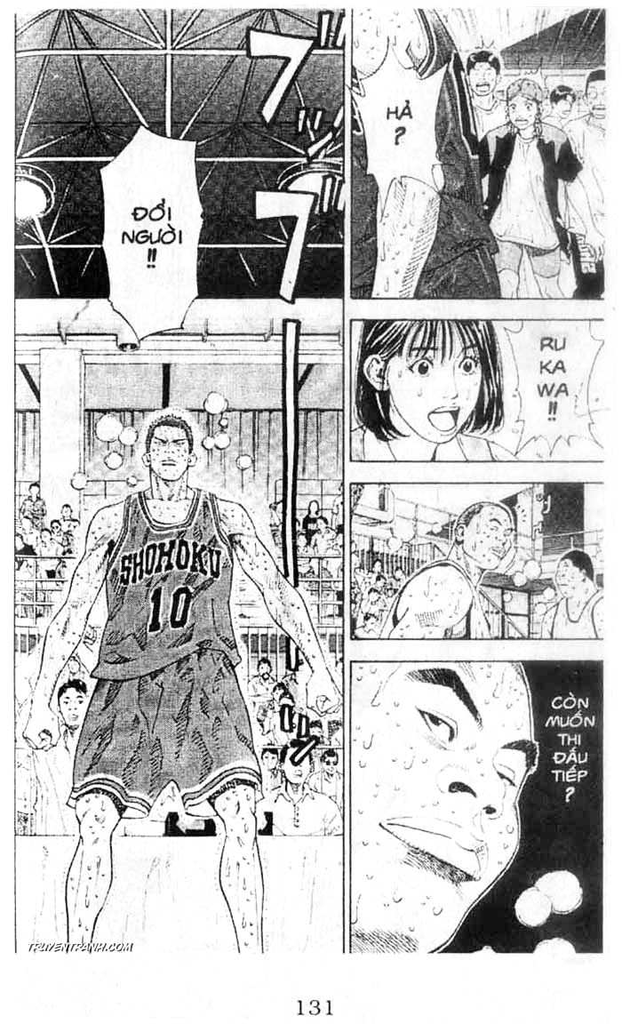 Slam Dunk chap 270 trang 17