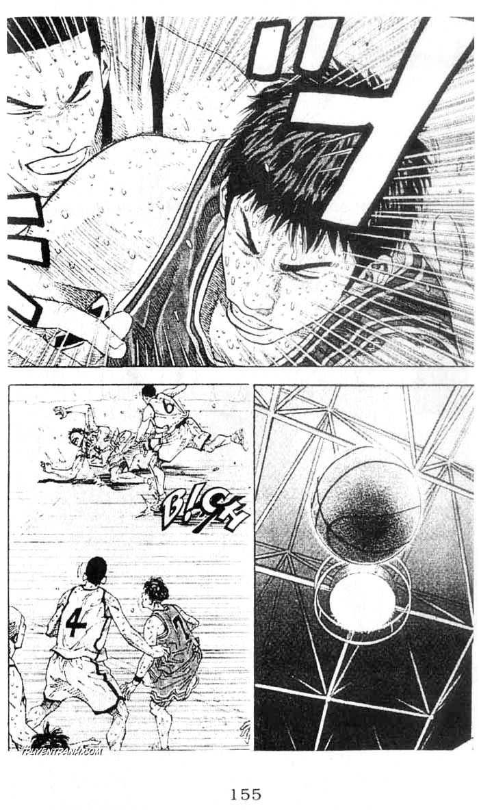 Slam Dunk chap 271 trang 19