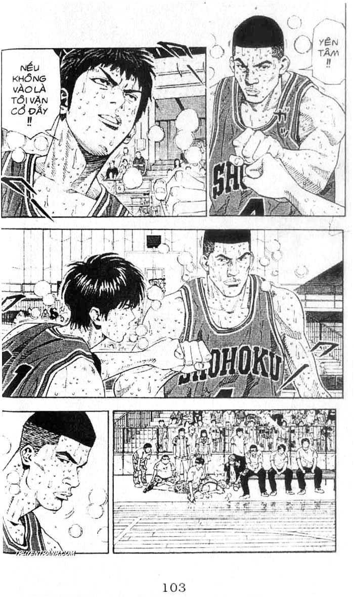 Slam Dunk chap 269 trang 14