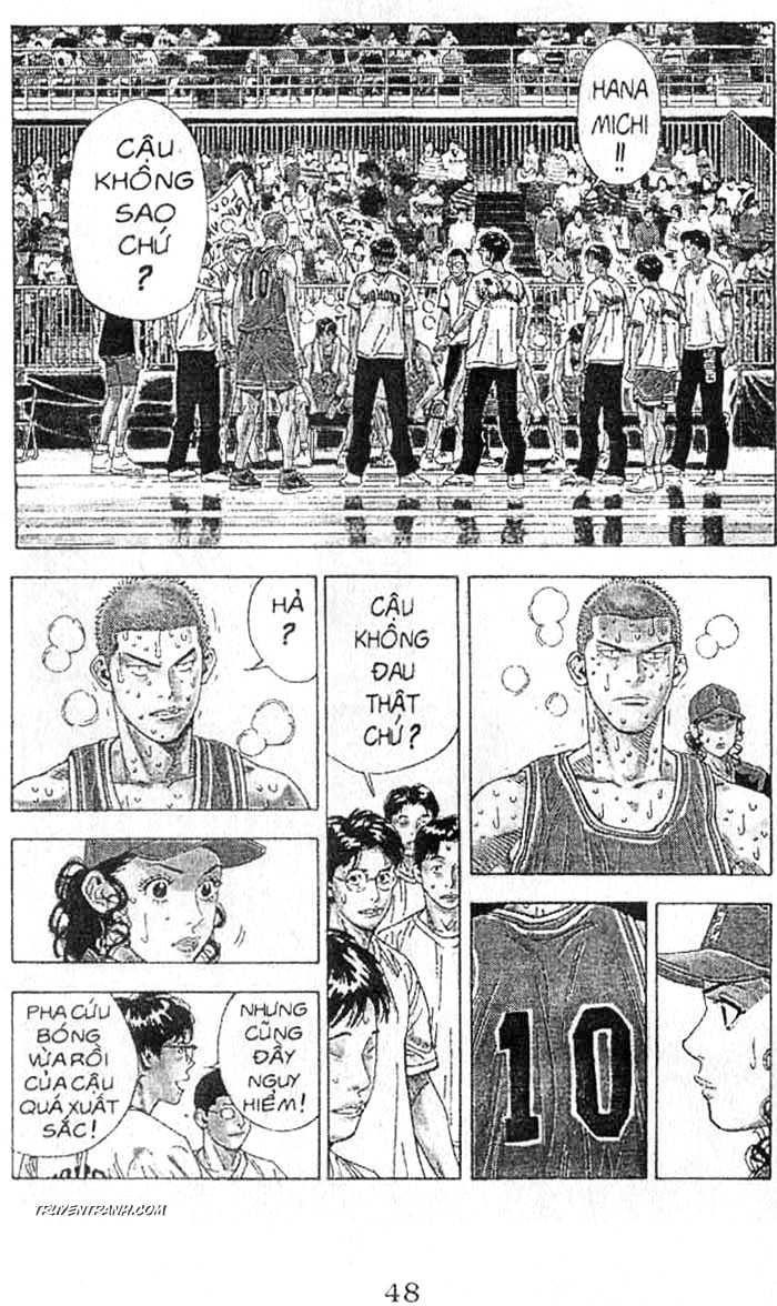 Slam Dunk chap 267 trang 4