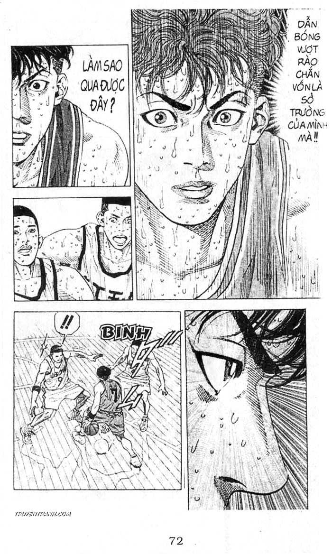 Slam Dunk chap 268 trang 7