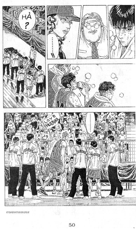 Slam Dunk chap 267 trang 6