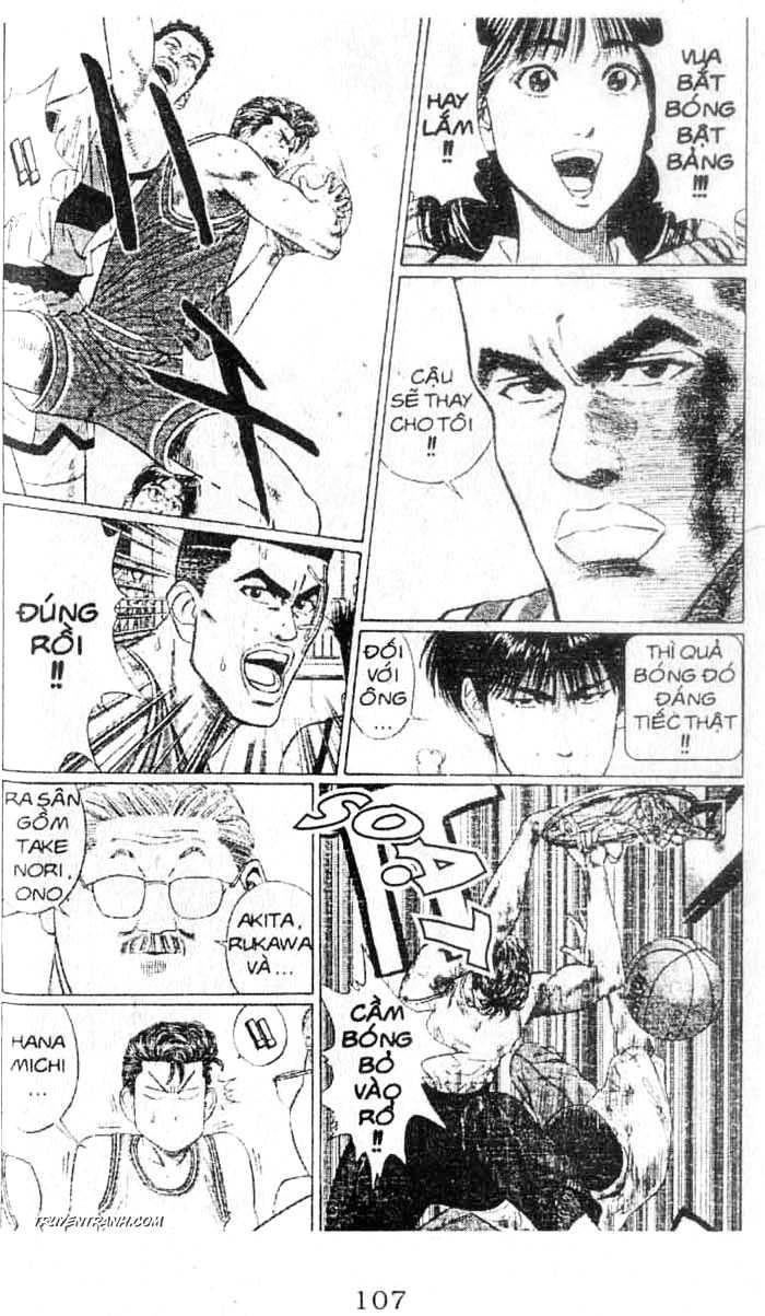 Slam Dunk chap 269 trang 18