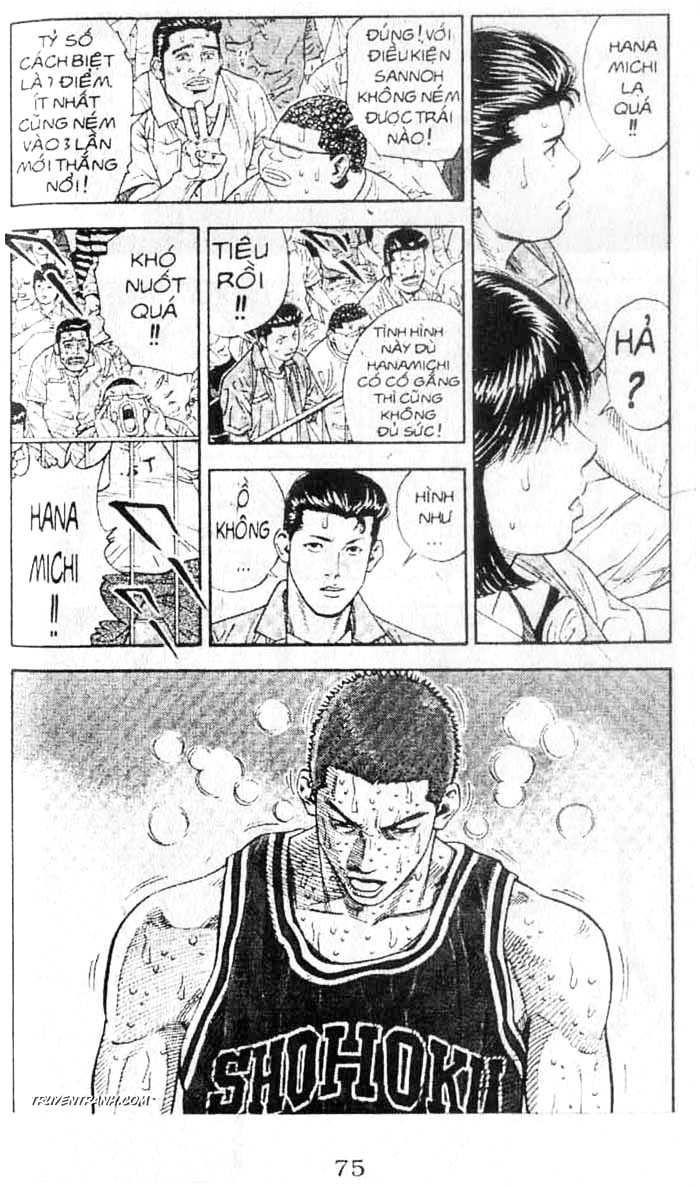 Slam Dunk chap 268 trang 10