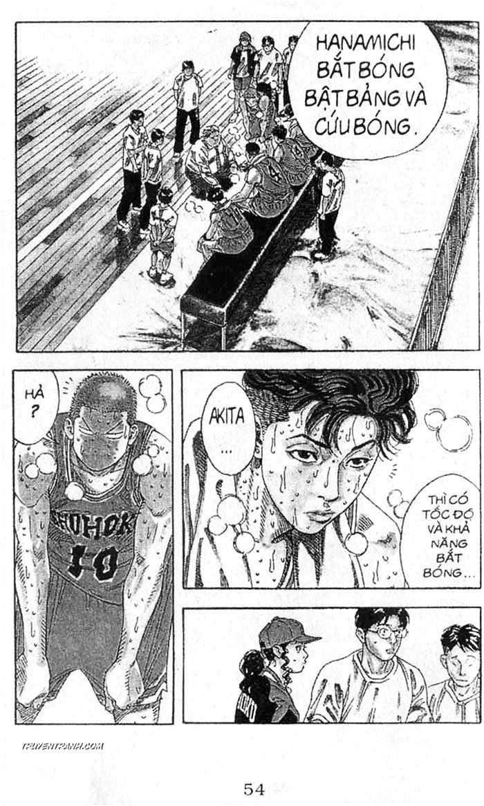 Slam Dunk chap 267 trang 10