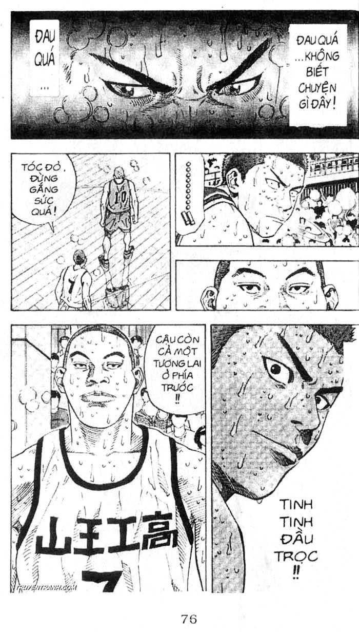 Slam Dunk chap 268 trang 11