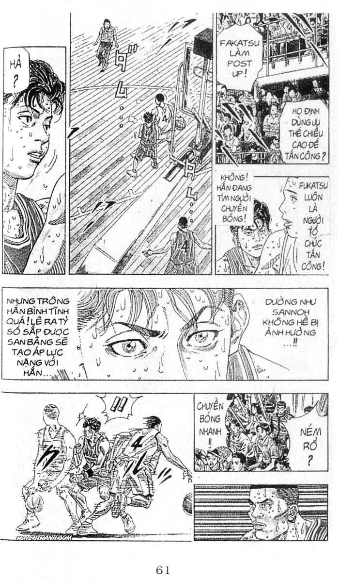 Slam Dunk chap 267 trang 17