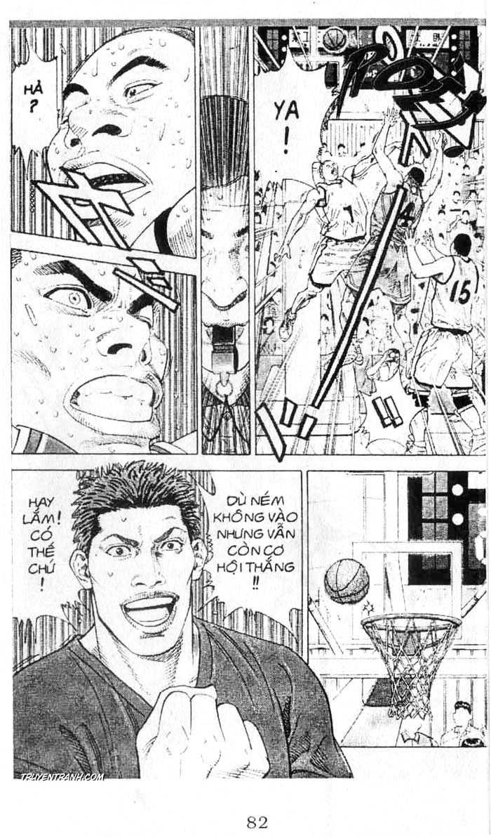 Slam Dunk chap 268 trang 17