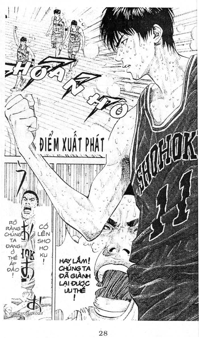 Slam Dunk chap 266 trang 4